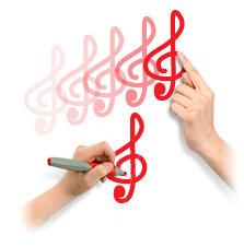 Music noteУвлекательные касания