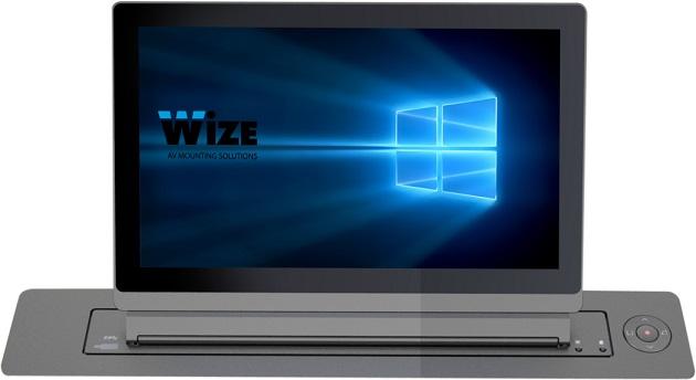 Wize открывает новое продуктовое направление – выдвижные мониторы