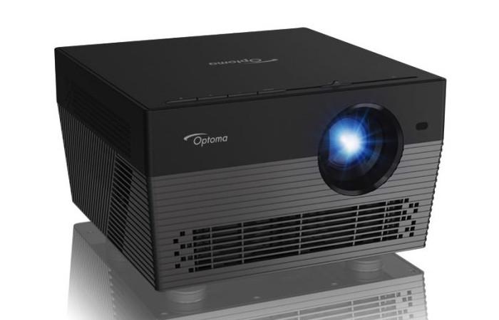 Optoma UHL55 - новый LED-проектор все в одном