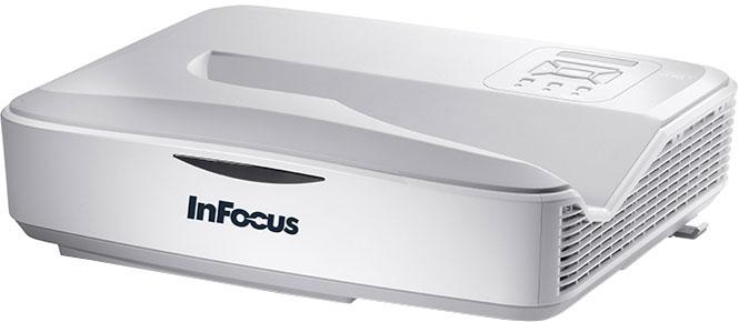InFocus INL140 UST – новая серия лазерных короткофокусных проекторов