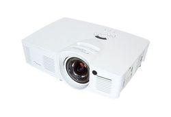 Первый короткофокусный проектор Full HD для домашнего кино Optoma GT1080