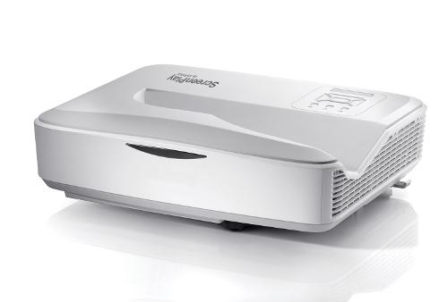 InFocus SPL1080HDUST – лазерный ультра коротокофокусный проектор для домашнего кинотеатра