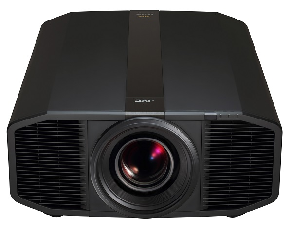Профессиональный проектор для больших экранов JVC DLA-VS4550: нативное разрешение 4K и высокий контраст