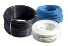 Промышленный кабель в бухтах