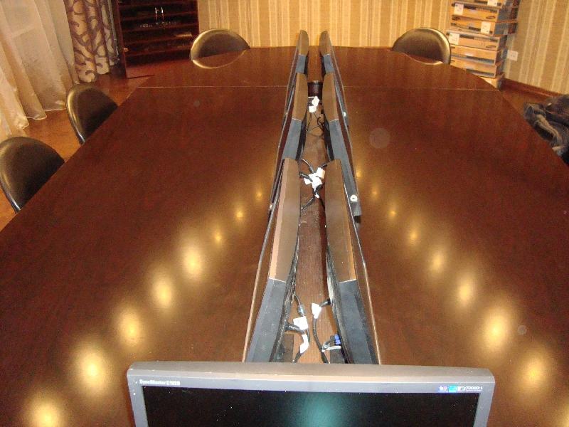 Проектирование и установка конференц-системы.