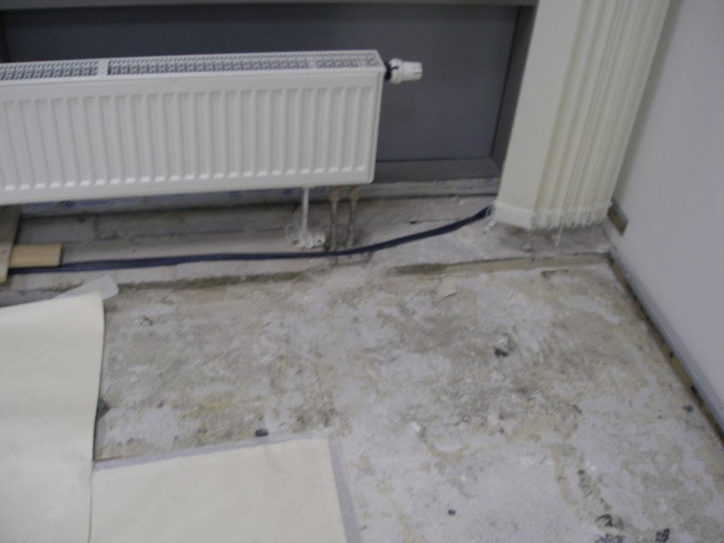 Прокладка видео кабелей (проведение мелких строительных работ).