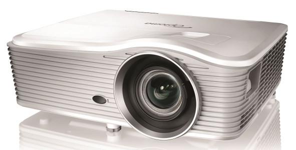 Optoma расширяет предложение по короткофокусным проекторам