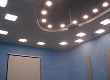 Установка проектора в конференц-зале