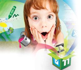 Множество уроков и заданий создаются в настоящее время для интерактивных досок.