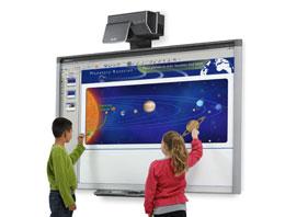 Многие современные модели досок позволяют одновременно работать нескольким ученикам.